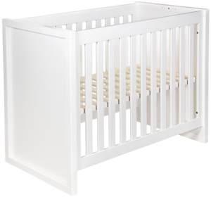 Quax 'Stripes' Umbaubett 60 x 120 cm weiß