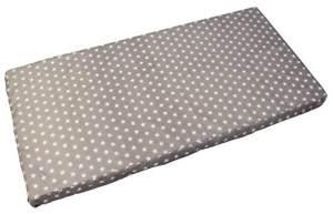 Best For Kids Kinder-Rollmatratze 70 x 140 cm grau