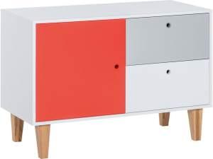 VOX Kommode Concept mit 2 Schubladen und 1 Fach mit Tür