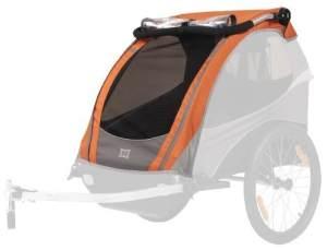 Burley - Verdeck für Burley orange Solo 2010-2012