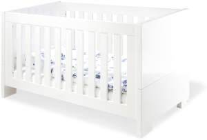 Pinolino 'Sky' Kombi-Kinderbett weiß