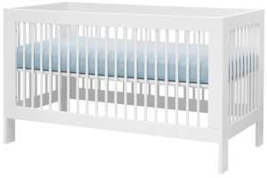 Pinio 'Basic' Kombi-Kinderbett weiß, 70 x 140 cm