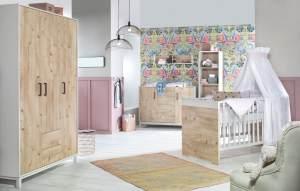 Schardt 'Timber Pinie' 3-tlg. Babyzimmer-Set