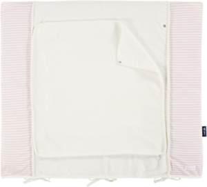 Alvi Wickelauflage+Bezug Set bellybutton Classic Line Schäfchen rosa 70x85 cm