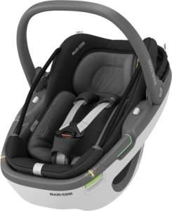 Maxi-Cosi 'Coral 360' Babyschale 2021 Essential Black, 0 bis 13 kg (Gruppe 0+)