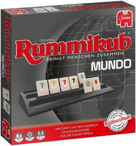 Jumbo Spiele - Rummikub Mundo