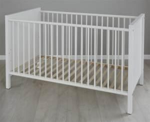 Trendteam 'OLE' Babybett weiß, 70 x 140 cm