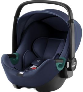 Britax Römer 'BABY-SAFE3 i-Size' Babyschale 2021 Indigo Blue, 0 bis 13 kg (Gruppe 0+)
