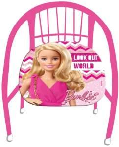 Kinderstuhl Mädchen 36 cm Stahl/Polyester rosa