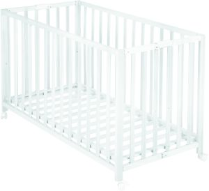 Roba 'Fold Up' Klappbett 60x120 cm, weiß