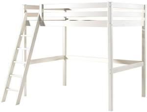 Vipack 'Pino' Hochbett weiß, 140x200 cm