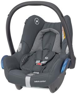 Maxi-Cosi 'Cabriofix' Babyschale 2021 Essential Graphite von 0-13 kg (Gruppe 0+)
