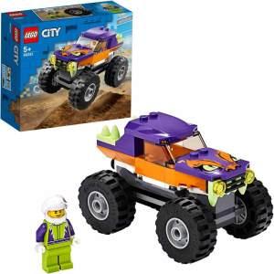 LEGO City 60251 'Monster-Truck', 55 Teile, ab 5 Jahren