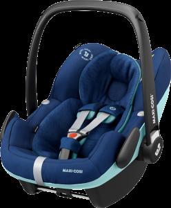 Maxi-Cosi 'Pebble Pro i-Size' Babyschale 2020 Essential Blue von 45-75 cm (Gruppe 0+)