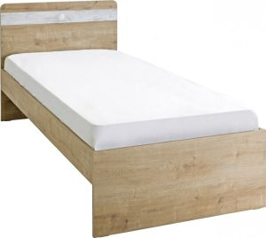 Cilek MOCHA Bett Kinderbett Kinderzimmer 90x190cm Natur ohne