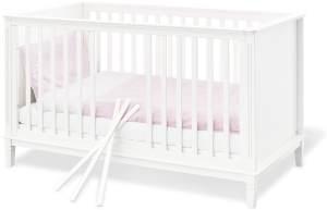 Pinolino 'Hope' Kombi-Kinderbett 70 x 140 cm weiß