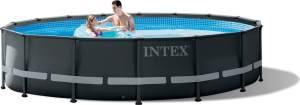 INTEX 26326 Ultra XTR Frame Pool 488 x 122 cm