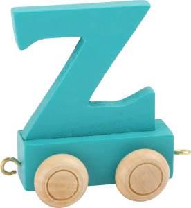 Legler Buchstabenzug bunt Z