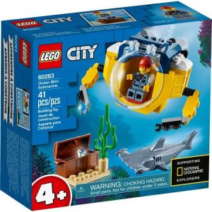 LEGO City Meeresforscher - Mini-U-Boot für Meeresforscher 60263