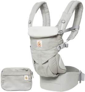 Ergobaby 'Omni 360' Babytrage 4-Positionen Pearl Grey