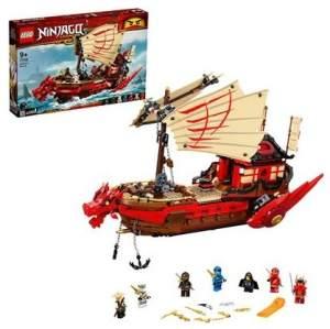 LEGO Ninjago 71705 'Ninja-Flugsegler', 1781 Teile, ab 9 Jahren