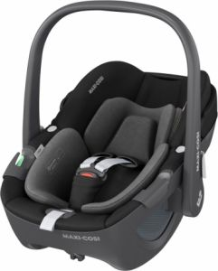 Maxi-Cosi 'Pebble 360' Babyschale 2021 Essential Black, 0 bis 13 kg (Gruppe 0+)
