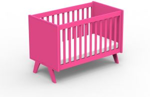 Mathy by Bols Babybett Madavin Summer Pink