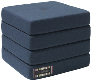 KlipKlap 4 Fold Single Dark Blue
