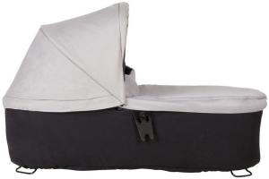 Mountain Buggy - Babyschale carrycot für Mountain Buggy Duet V3 - silber