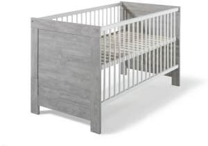 Nordic Driftwood Kombi-Kinderbett 70x140 cm