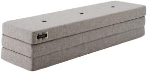 KlipKlap 3 Fold XL 200 cm Multi Grey