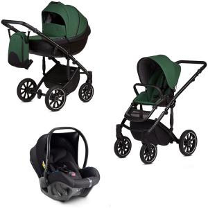 Anex m/type 3 in 1 Kinderwagenset 2020 mit Avionaut Lime