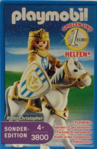 PLAYMOBIL® 3800 - Ritter Christopher