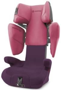 Concord 'Transformer Tech' Autokindersitz Rose Pink, 15 bis 36 kg