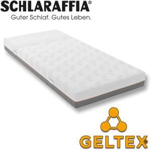 Schlaraffia GELTEX Quantum Touch 180 Gelschaum-Matratze 200x190 cm (Sondergröße), H2 | H2 Partnermatratze