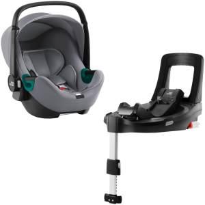 Britax Römer 'Baby-Safe 3 i-Size ' Babyschale mit Flex Base iSense