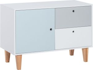 VOX Concept Kommode Concept mit 2 Schubladen und 1 Fach mit Tür