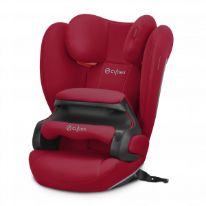 Cybex Silver 'Pallas B-Fix' Kindersitz 2020 Dynamic Red Gruppe 1/2/3