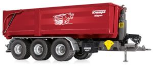 Wiking Krampe Hakenlift THL 30 L mit Abrollcont