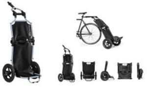 Fahrrad-Lasten-Anhänger Burley Travoy Modell 2020 grau
