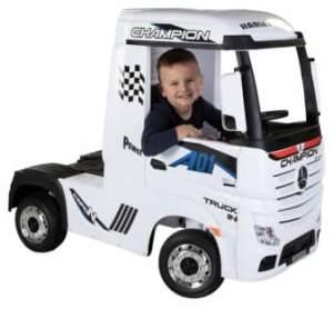 Besttoy - Kinder-Elektro-LKW - Mercedes-Benz Actros