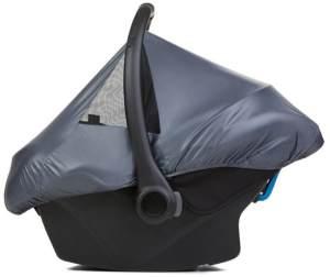 Anex Windschutz für Kindersitz in Olive