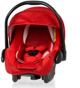 HEYNER Super Protect Ergo Babyschale Racing Red