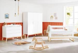Pinolino 'Bridge' 3-tlg. Kinderzimmer-Set