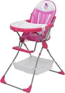 Polini Kids Hochstuhl 'Joy Spring' 252 rosa