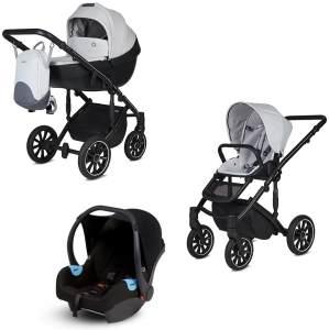Anex m/type 3 in 1 Kinderwagenset 2020 Inverse