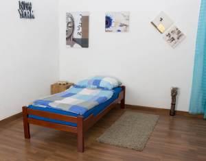 Steiner Einzelbett 'Easy Premium Line K1/1n rotbraun, 90x200 cm