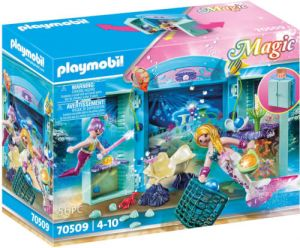 Playmobil Magic 70509 Spielbox ''Meerjungfrauen'', 56 Teile, ab 4 Jahren