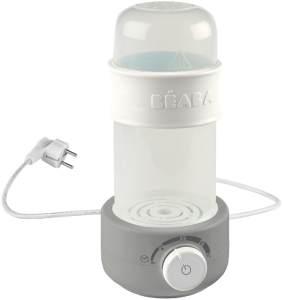 Beaba Baby-Milch-Zweite grau: Wärmen Flasche Dampf