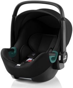 Britax Römer 'BABY-SAFE3 i-Size' Babyschale 2021 BR Space Black, 0 bis 13 kg (Gruppe 0+)